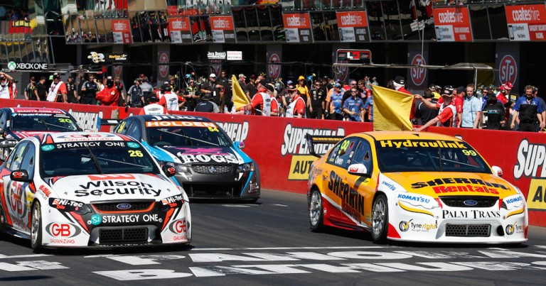 2014 SuperCheap Auto Bathurst 1000 – Support Preview
