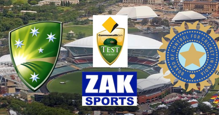 2014-15 Commonwealth Bank Test Series | 1st Test | Australia v India | LIVE from the Adelaide Oval | Day 2
