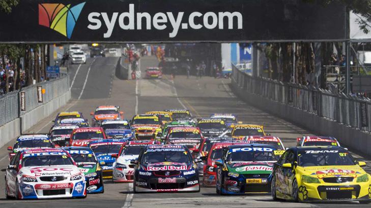 2014 V8 Supercars Championship | Sydney NRMA 500 | Race 36
