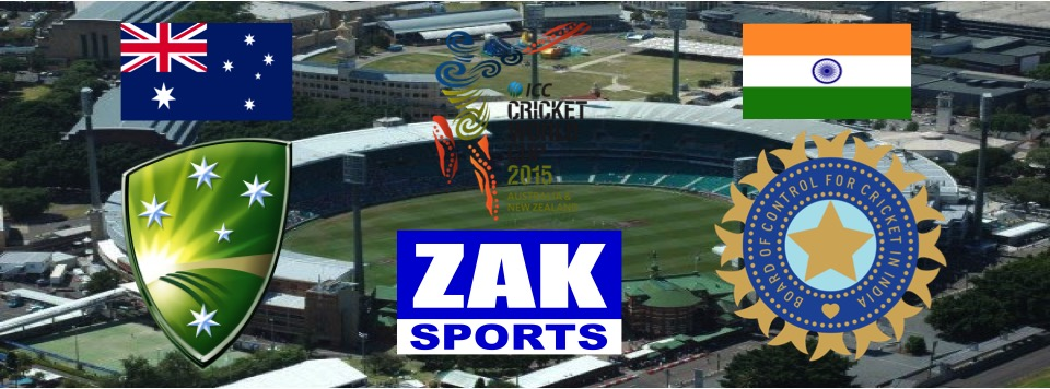 2015 ICC Cricket World Cup | Day 41 | Match 48 | 2nd SF | Australia v India | LIVE from the Sydney Cricket Ground