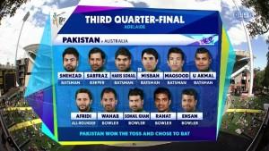 3rd QF Pakistan