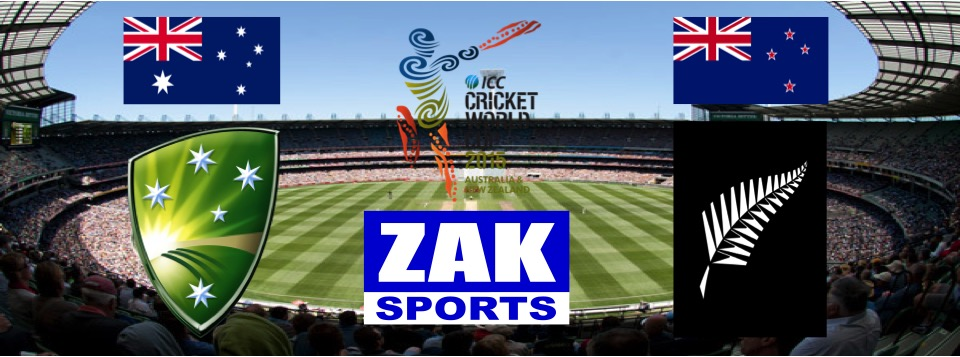 2015 ICC Cricket World Cup FINAL | Day 44 | Match 49 | Australia v New Zealand | LIVE from the Melbourne Cricket Ground