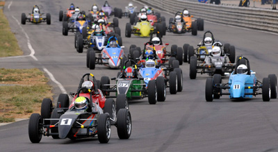 NSW Formula Vee Expands to Eight Rounds for 2016.