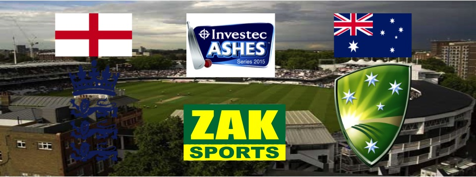 2015 Investec Ashes Series | Broadcast Schedule