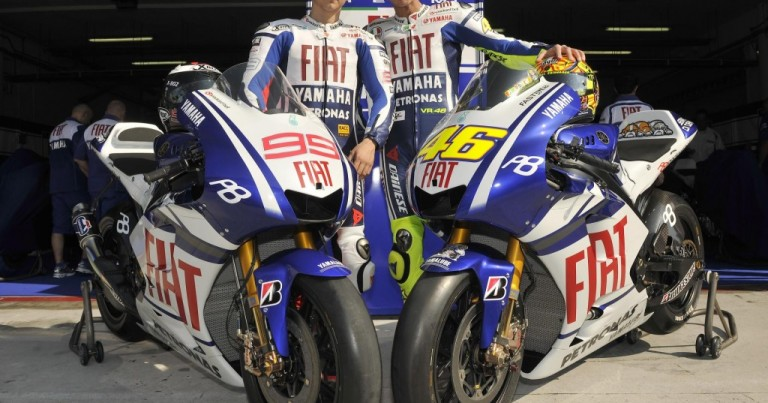 ON THIS DAY | Sunday June 14, 2009 | Rossi v Lorenzo!