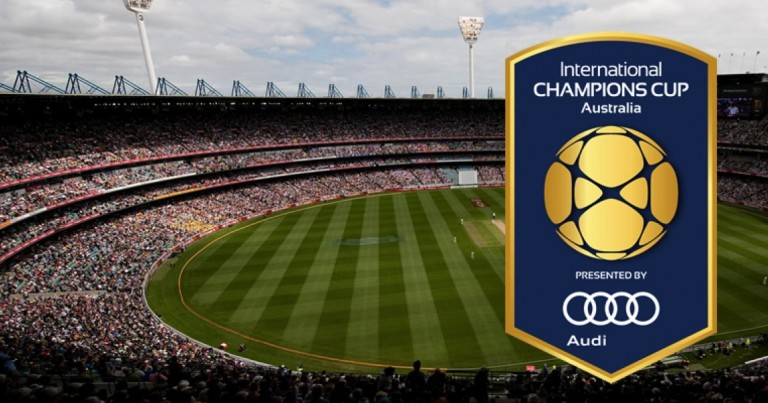 Nine Network To Broadcast 2015 International Champions Cup