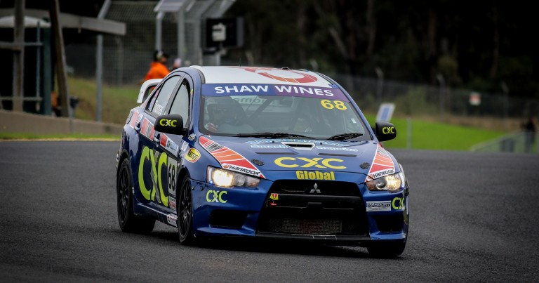 Thomas Out To Maintain Lead In Class A1
