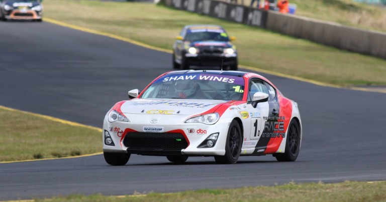 Consistency Sees Reeves Secure Second Championship in Sydney.