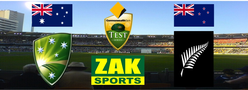 2015-16 Commonwealth Bank Test Series | Australia v New Zealand – Squads