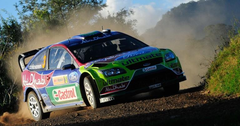 China Returns, Australia Hosts Finale in 2016 WRC
