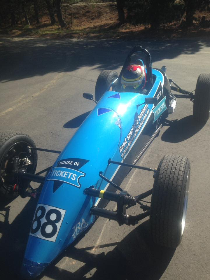 Formula Vee Weekend for Holihan