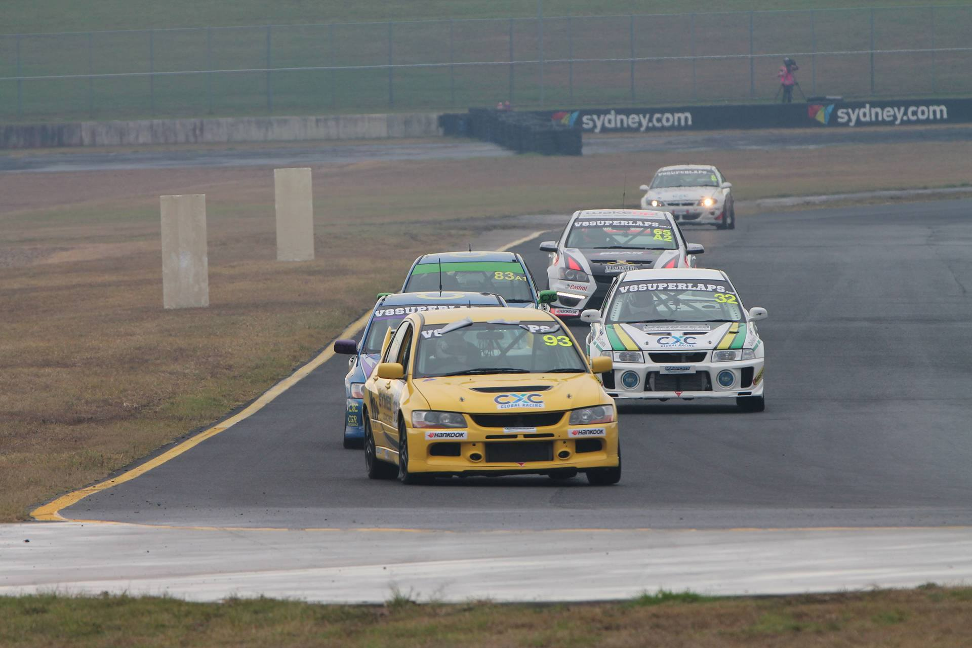 We here at Zak Sports Media are very excited to be heading to Lakeside International Raceway on the opening weekend of June. The event is the first interstate event confirmed for the 2017 V8 Superlaps Production Touring Cars Championship.