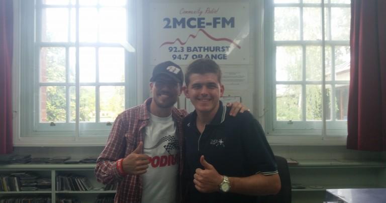 FLASHBACK: Dan Holihan joins Zak Caban for Beat Cafe on 2MCE.