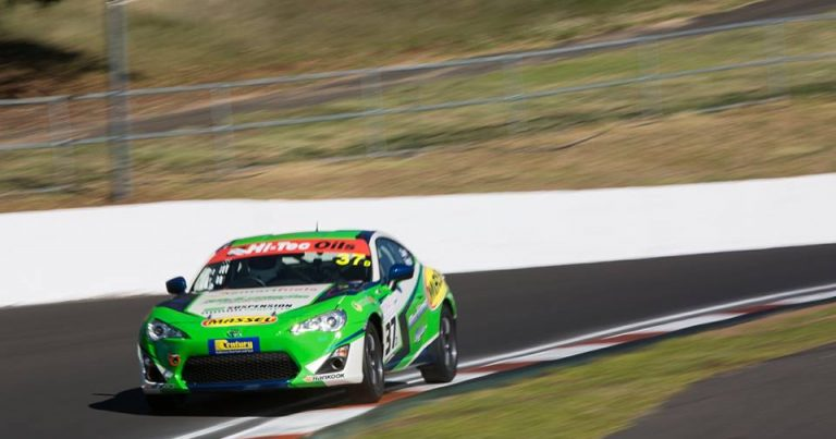 Vernon and Caine storm to Class D Pole at Mount Panorama.