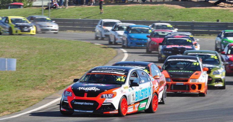 2017 Shockwave Signs NSWPTC Championship | Round 1 Highlights.