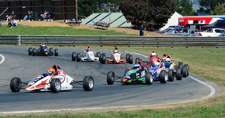 2MCE Sport to Broadcast Queensland's National Formula Ford Round.
