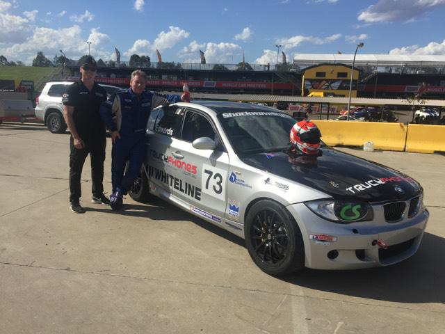Edwards Enjoys Successful 6 Hour Shakedown at Muscle Car Masters