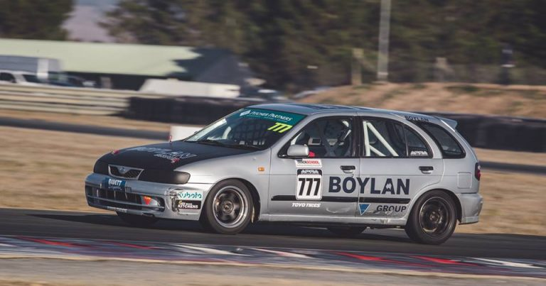 Pole and Three Wins for Boylan, as Title Fights Heats up in Goulburn.
