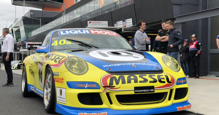Caine Relishing Maiden 12 Hour Experience.