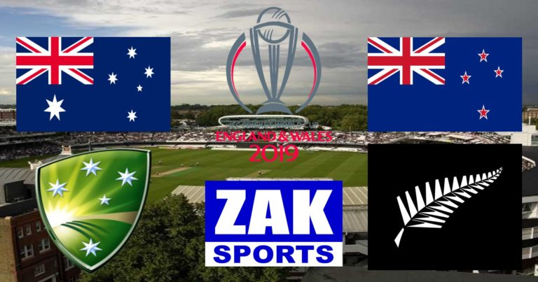 2019 ICC Cricket World Cup | Match 37 | Australia v New Zealand | LIVE from Lord's.