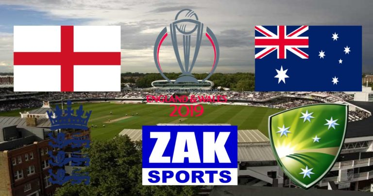 2019 ICC Cricket World Cup | Match #32 | England v Australia