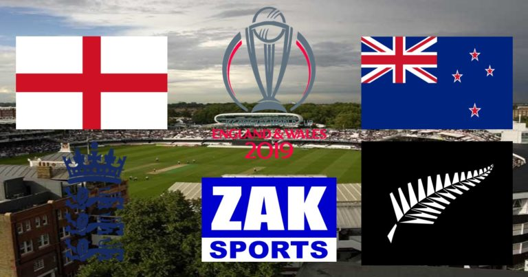 2019 ICC Cricket World Cup FINAL | England v New Zealand | LIVE from Lord's