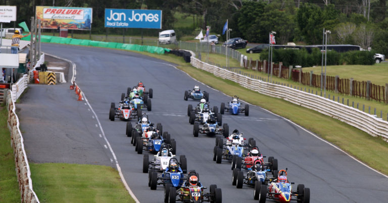 Community Broadcasters to Carry Formula Vee National Challenge.