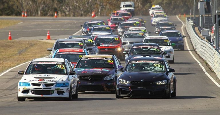 Revised 2020 QLD Production Car Championship Calendar Confirmed.